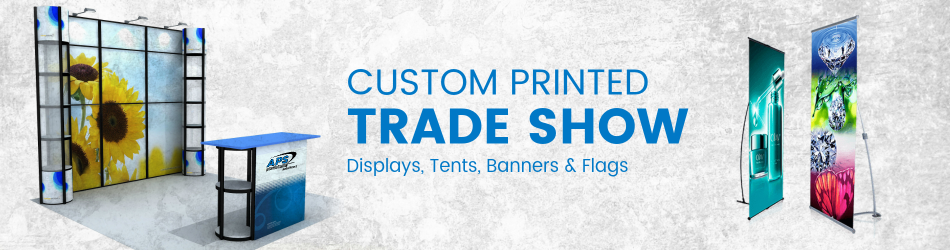 Trade Show Booth Jacksonville | APS Trade Show HQ
